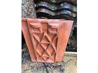 Various Ceramic Roof Tiles