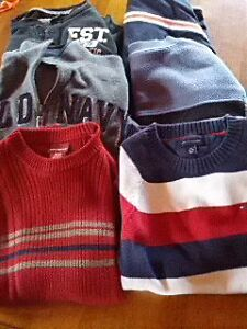 Excellent condition boys sweaters