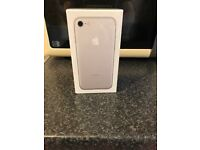 IPHONE 7 ON VODAFONE 32GB IN SILVER STILL SEALED
