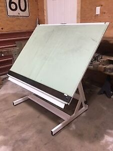 Drafting Table For Sale, Great for Student!
