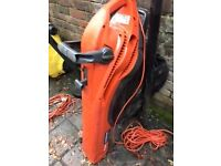 Flymo Garden Vac 2200 Turbo, Leaf blowing & vaccuum, good condition, hardly used