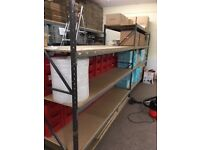 Warehouse Racking and Pallet Truck