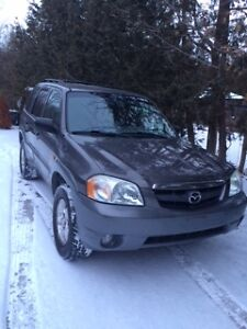 2002 Mazda Tribute LS SUV, Crossover