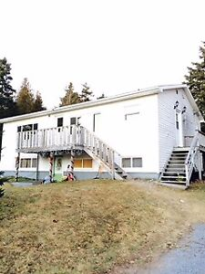Top Half Of House For Rent In Rothesay!