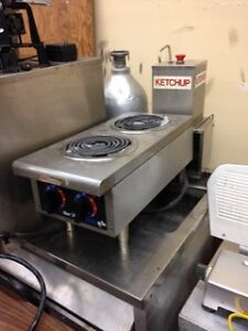 ELECTRIC COUNTER TOP HOT PLATES