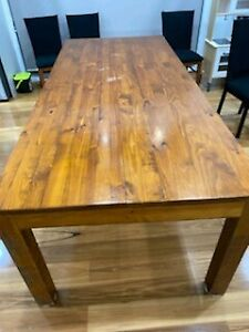 10-seater Timber Dining Table