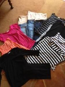 Maternity clothes size 10 Castlereagh Penrith Area Preview