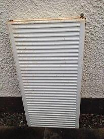 FREE White Double Panelled Radiator (120cm x 60cm)