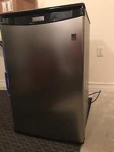 Great deal on compact refrigerator!