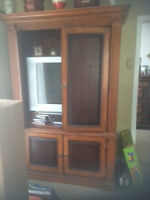 Armoire Entertainment unit