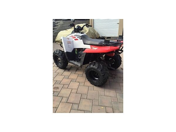 Used 2011 Polaris Scrambler 500 H.O.