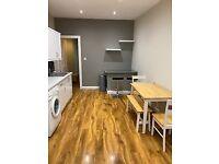 2 Bedroom furnished ground floor and basement flat in Dalry, near Haymarket, Edinburgh
