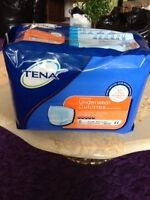 Adult Tena disposable diapers