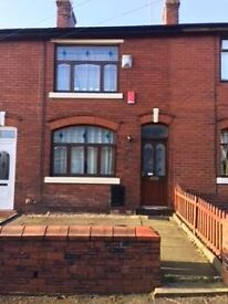 2 Bed House for rent on Winifred Street, Passmonds, Rochdale - Pets considered