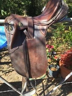 """Stock Saddle 17"""" for sale"""