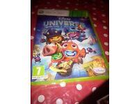 XBOX 360 Game Disney Universe