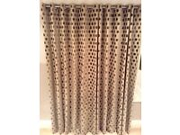 John Lewis Curtains 2 pairs