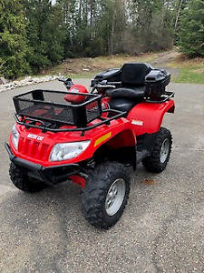 2007 500 Arctic Cat ATV