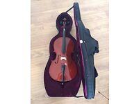 1/4 Size Cello