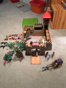 Playmobil Knights Castle