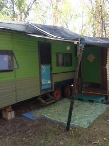 Large very comfortable newly renovated caravan on bush block Holtze Litchfield Area Preview