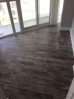 Top quality flooring installation