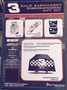 Dale Earnhardt #3  BBQ Cover with Collectibles Gatineau Ottawa / Gatineau Area image 2