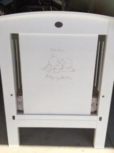 Baby Cot with mattress Hocking Wanneroo Area Preview