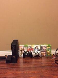 Xbox 360 + accessories