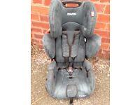 Car seat (Recaro)