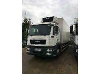 MAN/ 250 TG-M 18 ton freezer 2014