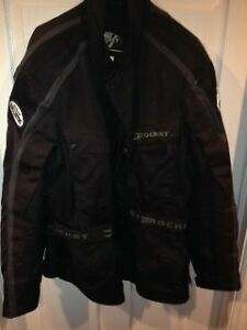Motor Cycle Jackets and Chaps