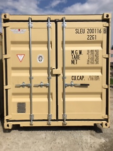20 & 40' Shipping Containers. Great Prices for New and Used.