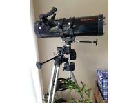 Celestron Telescope Model 31040 FirstScope 114EQ compact