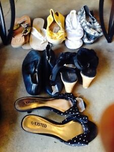 Name Brand Shoes/Sandals