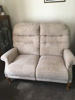 Amazing Cotswold Chair Company 2 Seater High Back Chair Ex Condition Ideal For Limited Mobility Bb In Ilminster Somerset Gumtree Machost Co Dining Chair Design Ideas Machostcouk
