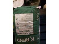 K Rend HPX Base Coat 25kg (2 bags)