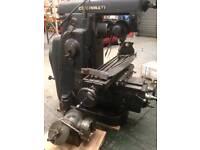 Cincinnati Universal M1 Milling Machine