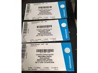 Paloma Faith tickets x 3