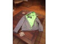Superdry Windchecker jacket- large