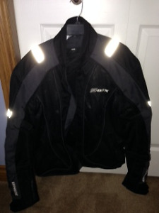 Motorcyle Coat - size medium