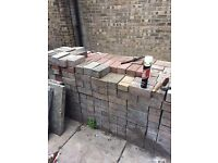 Unused block paving bricks. Heavy duty. Grey colour. Approx 600. £80. Buyer collects.