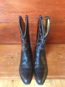 mens size 10 boulet western boots