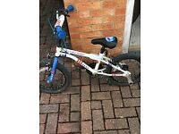 My First BMX Bike ( Evil Knievel style) Used but in good condition