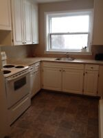 Charming two bedroom with hardwood floors just off Pleasant St