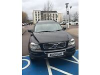VOLVO XC90 ACTIVE AWD D5 AUTO - 2010 - BLACK - GREAT 7 SEATER