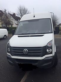 VW CRAFTER SHORT WHEEL BASE