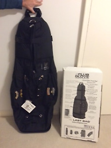 Golf Travel Bag - brand new Club Glove with unique styling