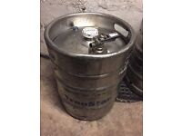 Two Kegs of Simmons Cider