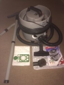 Henry Hoover hardly used